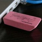 DIY Eraser USB flash drive