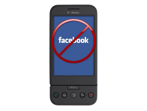 Facebook passes on the T-Mobile G1