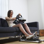 Fanatec debuts video gaming wheel stand