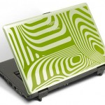 Fujitsu LifeBook A1110 laptop has interchangable lid