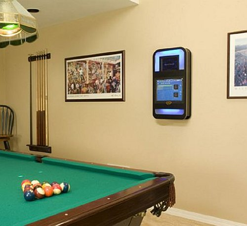 IntelliTunes is a jukebox for your wall