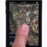 Google Earth now on the iPhone