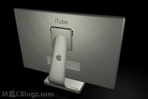 Apple HDTV with built-in Apple TV?