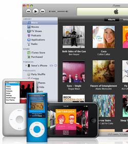 Apple iTunes Store