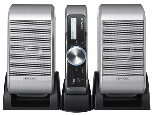 Kenwood Prodino audio system