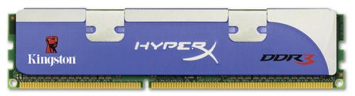 Kingston HyperX DDR3 2GHz RAM