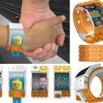 LEGO security bracelet for kids