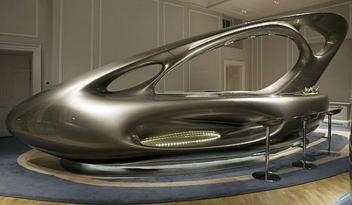 Space Age Bar fit for George Jetson