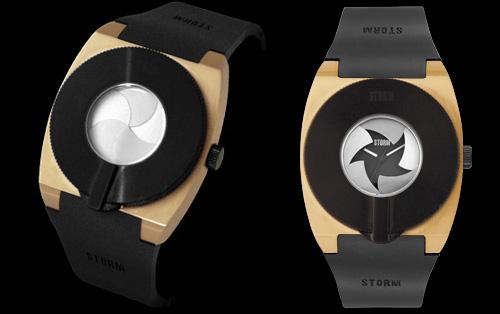 MK V Shutter watch