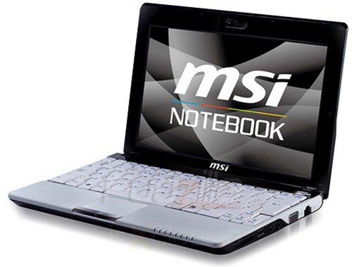 MSI to launch 3.5G Wind netbook next month