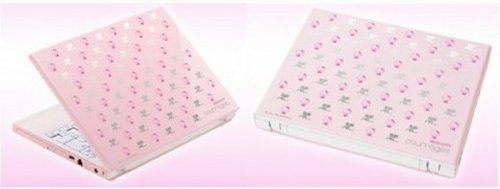 NEC Japan offers Hello Kitty notebook