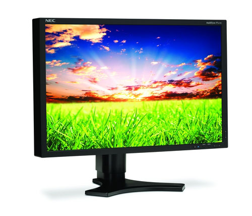 NEC P221W LCD