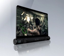 Another Sony PSP2 concept