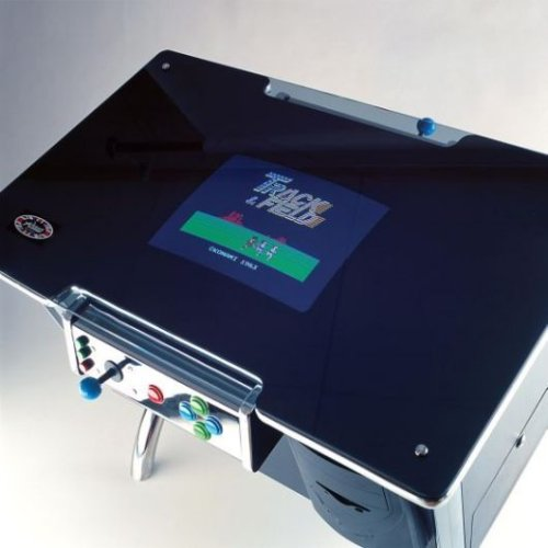 Optime Strategies' retro arcade gaming table