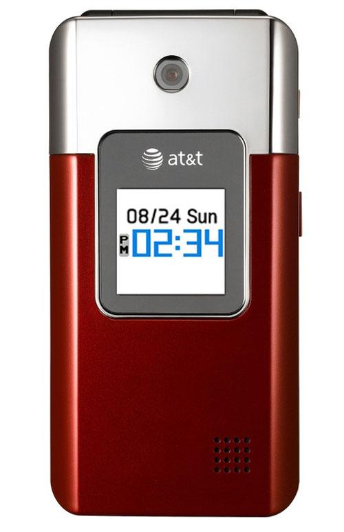 Pantech C610 Clamshell Phone