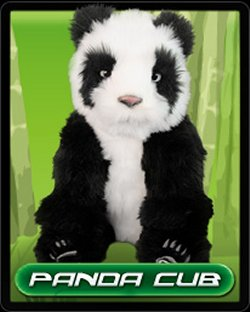Hands On: WowWee Alive Panda Cub