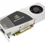 NVIDIA Quadro CX accelerates Adobe Creative Suite