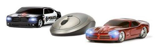 Wireless Optical Road Mice