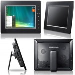 Samsung digital frames are also a second PC monitor