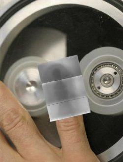 Scotch Tape creates X-Rays