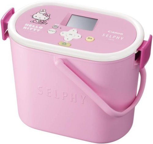 Canon Selphy CP770 gets Hello Kitty makeover