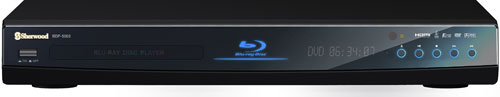 Sherwood BDP-5003 Blu-ray player