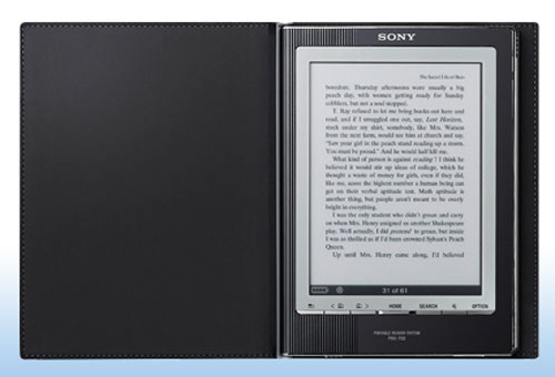 کتابخوان سونی PRS-700