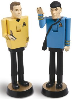 Star Trek Nutcrackers are just wrong