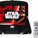 Star Wars TV/DVD with Lightsaber remote