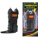 Thunder Stun Gun is 750,000 Volts for only 13 Bucks