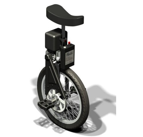 Focus Design's self-balancing unicycle