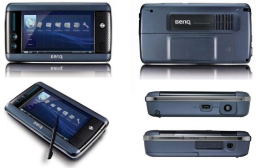 BenQ S6: First Atom-powered Mobile Internet Device