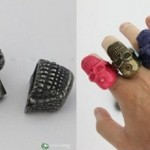 Solid Alliance offers goth 2GB skull rings