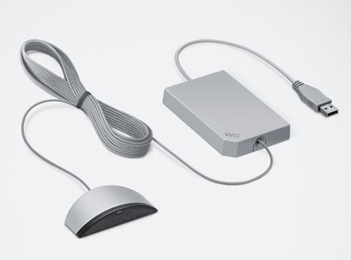 Nintendo Wii Speak Accessory