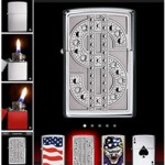 Zippo virtual lighter app for iPhone