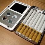 iPod Cigarette Case for smokin' tunes