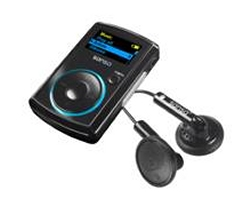 8GB Sandisk Sansa Clip MP3 player