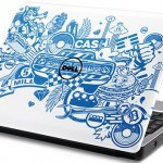 Dell's Inspiron Mini 9 and 12 get the art treatment