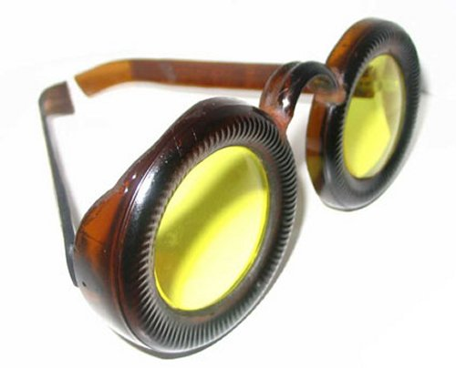 Custom made Prescription Beer Goggles