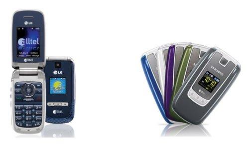 LG Swift & Samsung Hue II released by Alltel