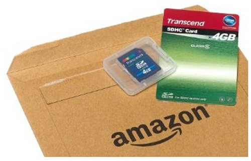 "Amazon intros ""Frustration-Free"" packaging"