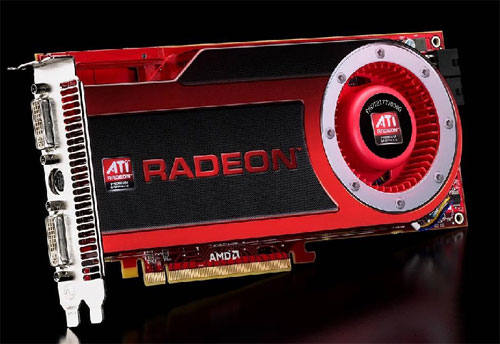 AMD Radeon Video Card