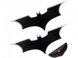 Dark Knight throwing knives make dangerous stocking Stabbers