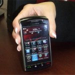 Hands On: BlackBerry Storm launching Friday