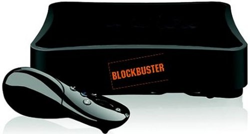 Blockbuster may release set-top box before Christmas