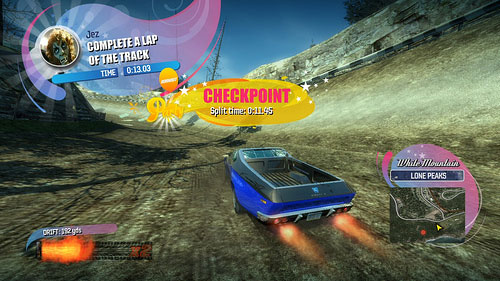 Burnout Paradise Party