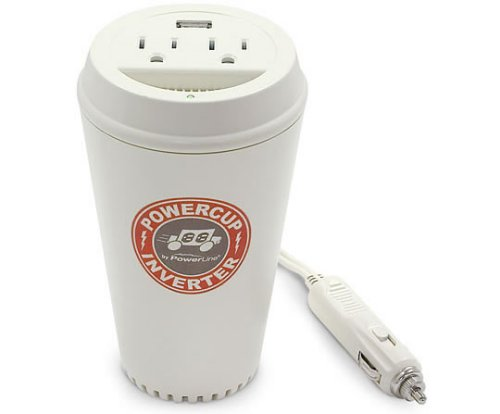 Coffee Cup Gadget Charger for your car