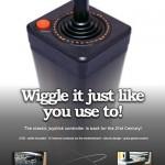 The Atari joystick is back