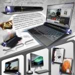 Dell XPS Baton PC concept