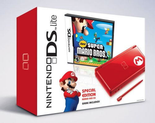 Nintendo offers two new DS Lite bundles